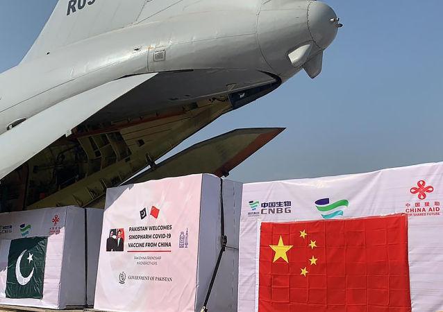 巴基斯坦確定俄羅斯和中國新冠疫苗的零售價格