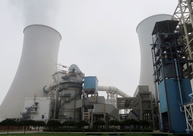 媒體:地球大氣中二氧化碳氣體的濃度打破紀錄