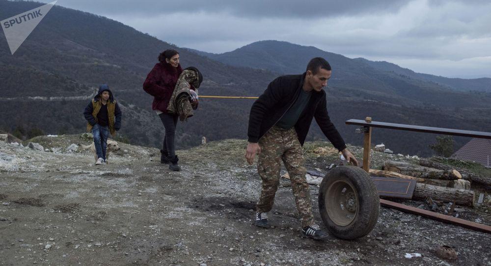 納卡地區恢復軍事行動的風險已接近於零