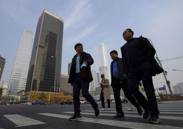中國商務部:一季度中國實際使用外資約448億美元 同比增長43.8%