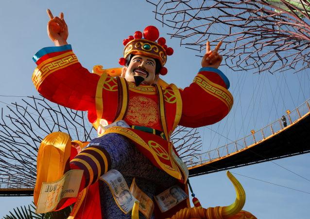 中國駐俄使館將推出一系列慶新春活動