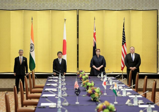 印太「四國」能演變成對抗中國的軍事聯盟嗎?