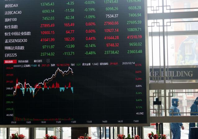 外國投資者持有的中國債券規模再創歷史新高