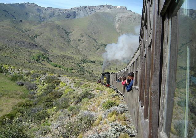 阿根廷鐵路