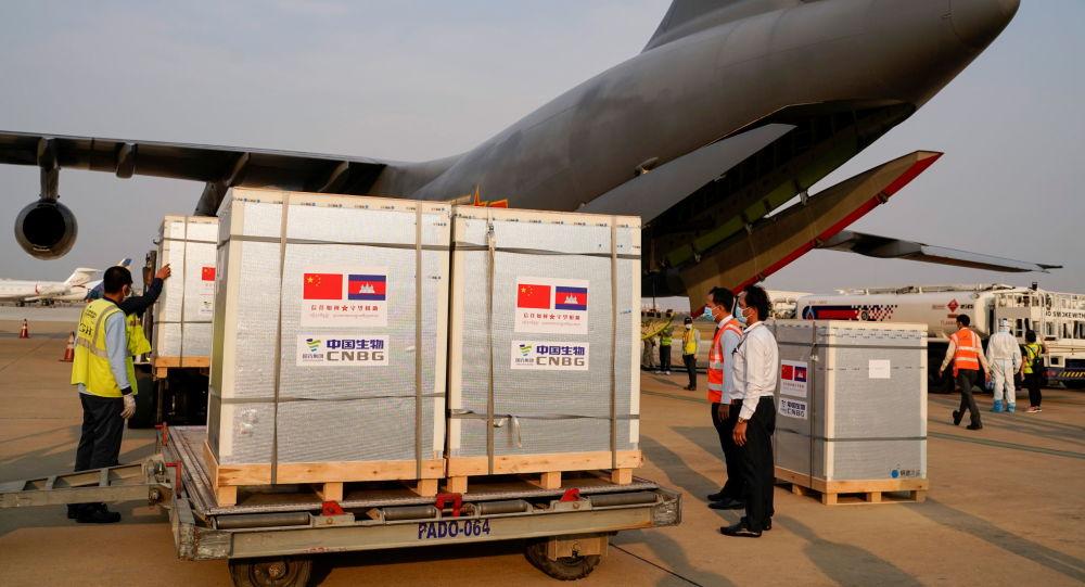 中國外交部:歡迎並期待更多國家助力國際抗疫合作