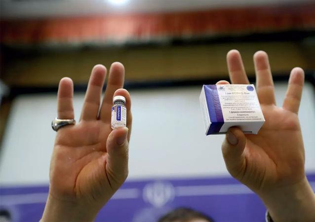 「衛星V」新冠疫苗