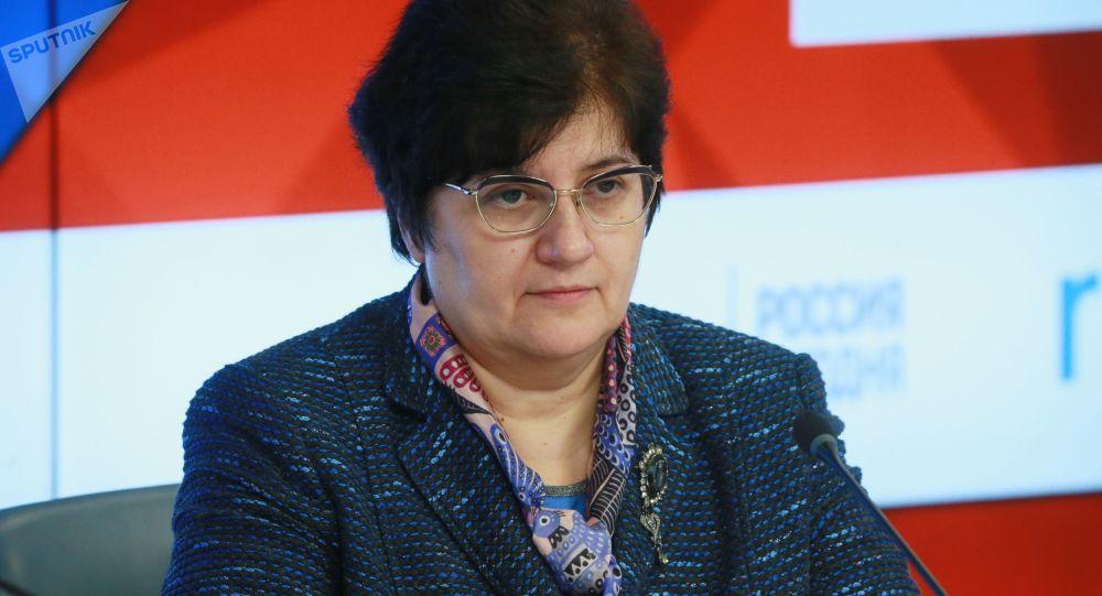 世界衛生組織駐俄羅斯代表梅利塔·武伊諾維奇
