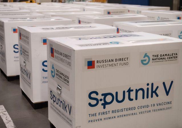 俄羅斯「衛星-V」疫苗
