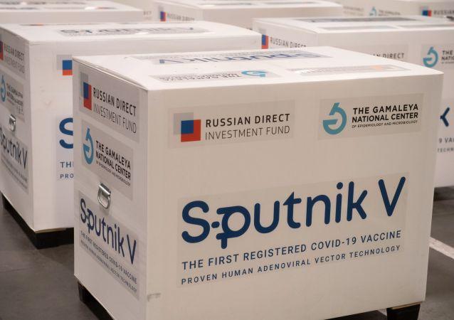 衛星-V」疫苗