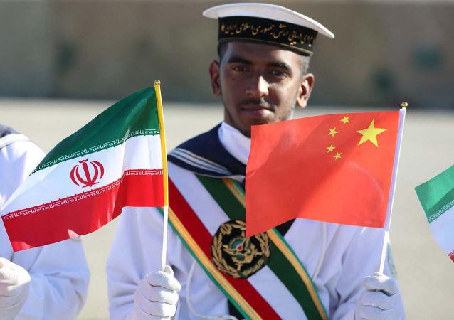 中國外交部:中伊全面合作計劃不針對任何第三方