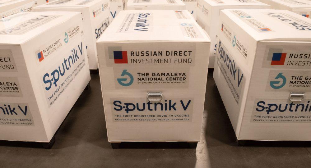 俄羅斯」衛星 V新冠疫苗