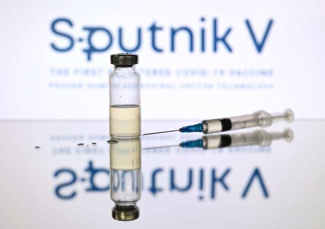 俄羅斯衛星-V新冠疫苗