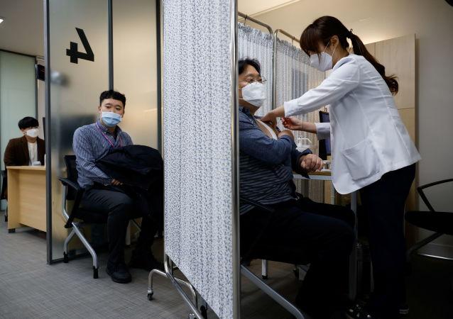 調查:大多數韓國人支持在本國使用「衛星V」疫苗
