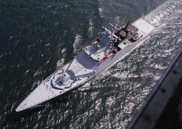 俄羅斯波羅的海艦隊「堅強」號護衛艦