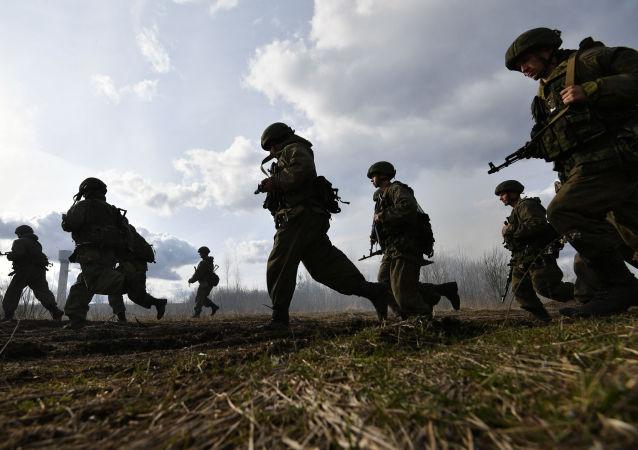 俄軍總參謀部委員會開始檢查東部軍區部隊