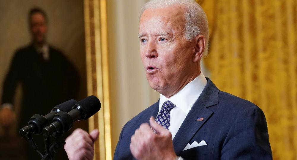 拜登在美國打擊敘利亞的背景下建議伊朗「小心」