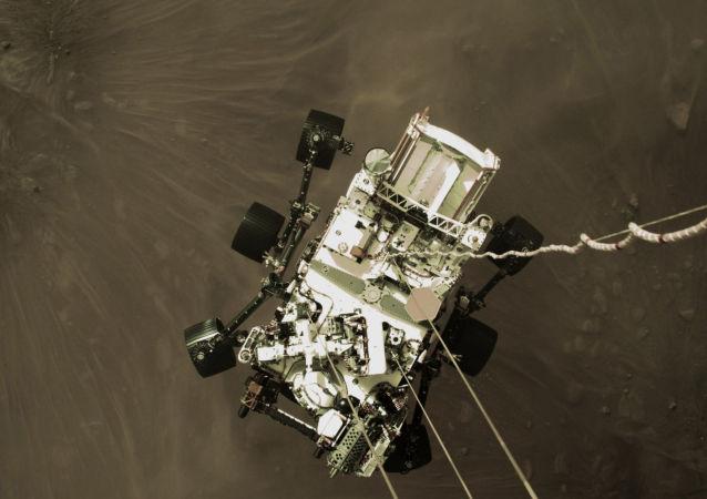 NASA:根據初步數據「毅力」號火星車所有系統運行正常