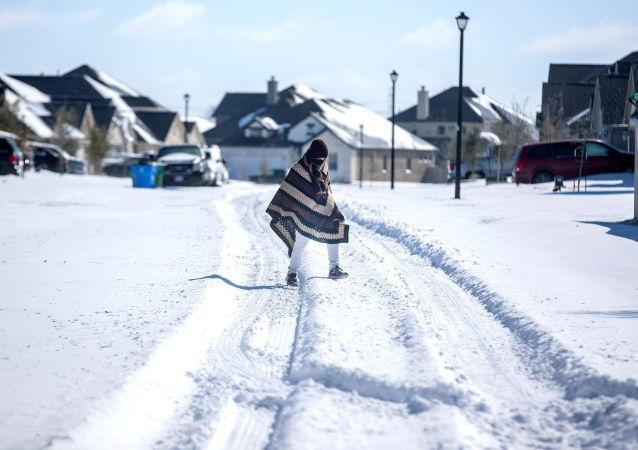 得克薩斯州電網暴風雪期間曾處於完全停電邊緣