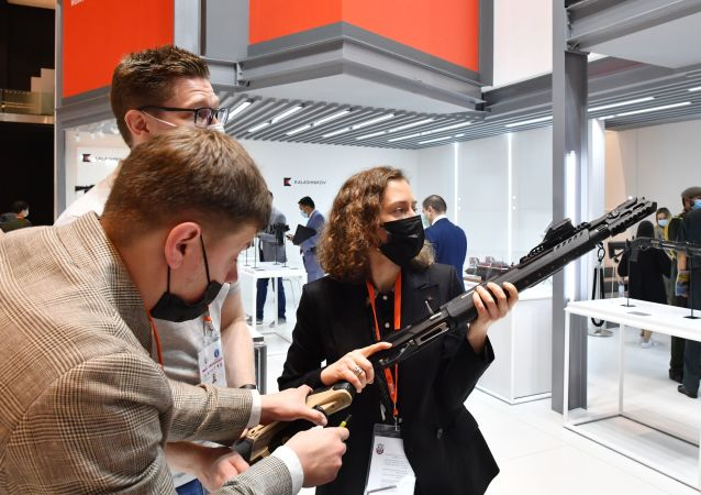 俄技術集團希望借助新的武器市場將營收提高10%