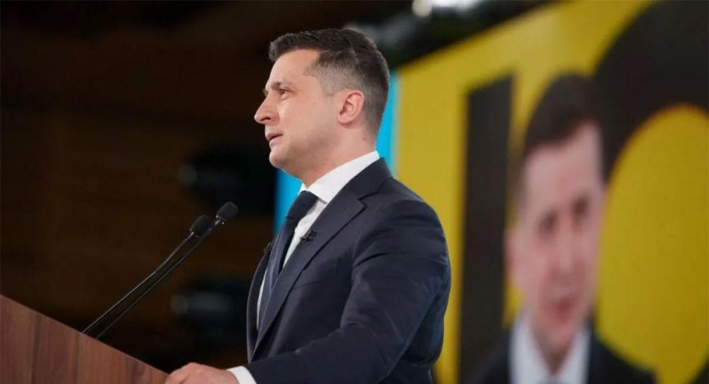 媒體:烏克蘭總統澤連斯基計劃視察頓巴斯地區