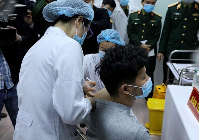 越南Nanocovax新冠病毒疫苗