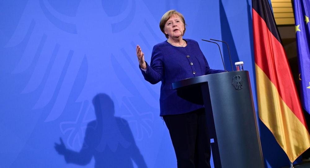 默克爾敦促歐洲委員會議會大會繼續與俄羅斯對話