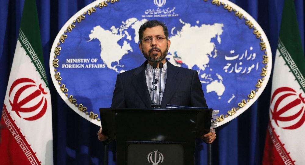伊朗外交部發言人賽義德·哈提卜扎德