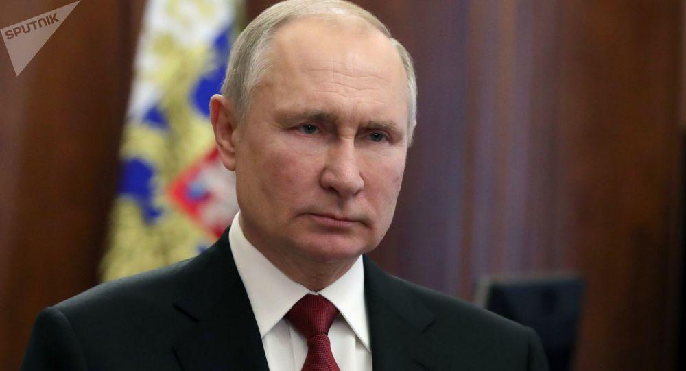 普京呼籲堅決打擊民族主義和排外性
