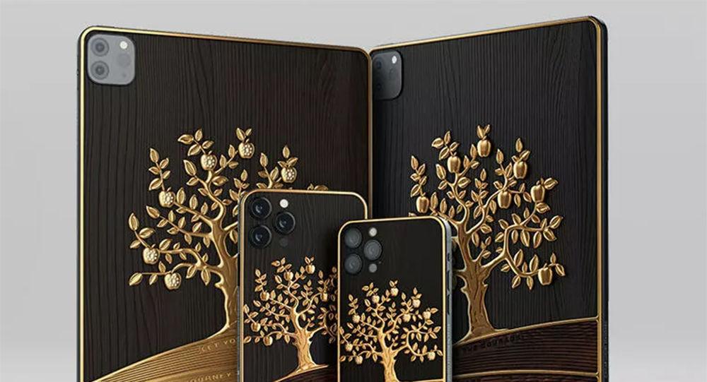 iPad Pro黃金平板電腦