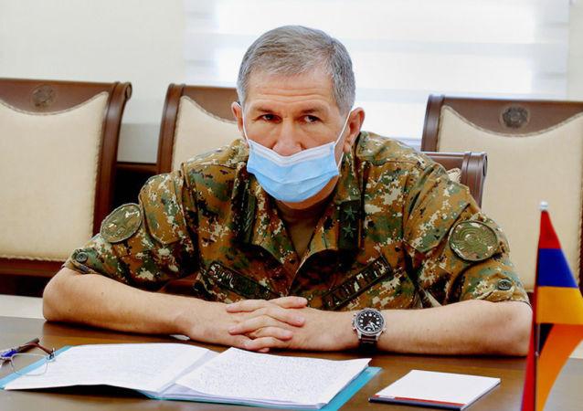 亞美尼亞武裝力量總參謀長加斯帕良