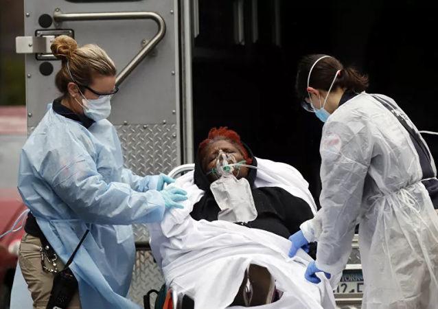 霍普金斯大學:全球新冠病毒感染病例數超過1.5億