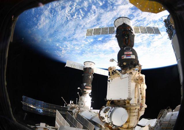 即將飛往國際空間站的俄宇航員表示科考期間將進入開放太空