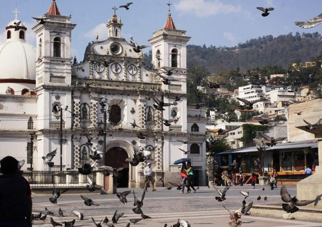 洪都拉斯首都特古西加爾巴