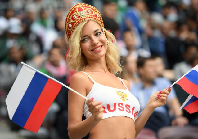 俄羅斯女性一向以美麗著稱