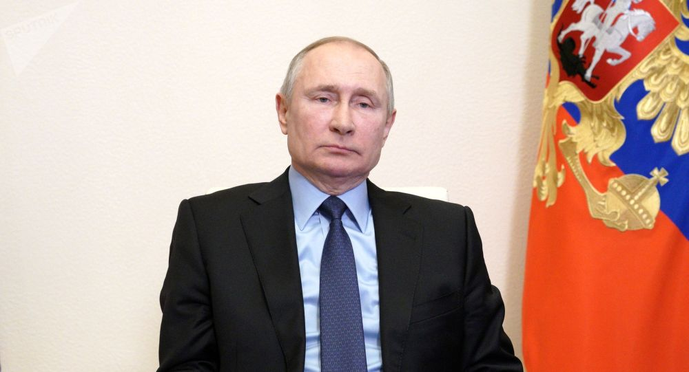 普京:美國將不得不重視俄羅斯