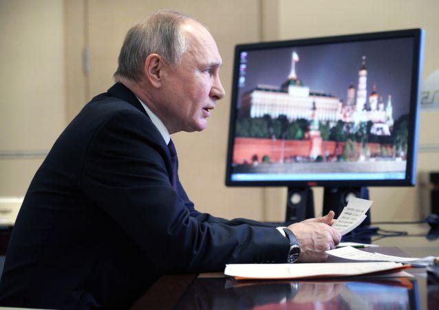 克宮稱普京不打算22日同拜登對話