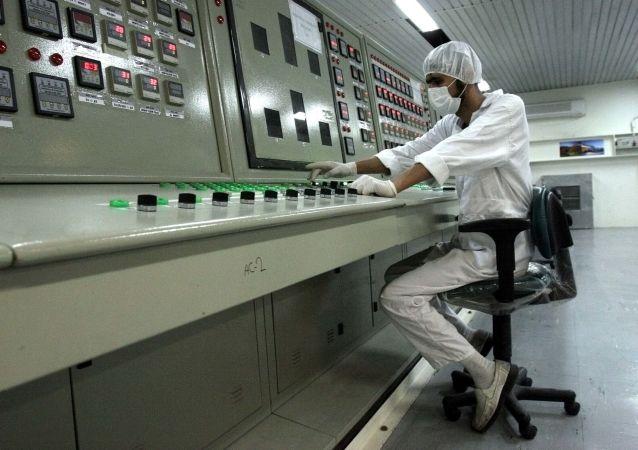 國際原子能機構代表:正就納坦茲事故與伊朗當局聯繫