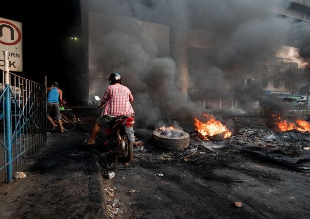 媒體:緬甸一空軍基地響起三次爆炸聲 6名軍人死亡
