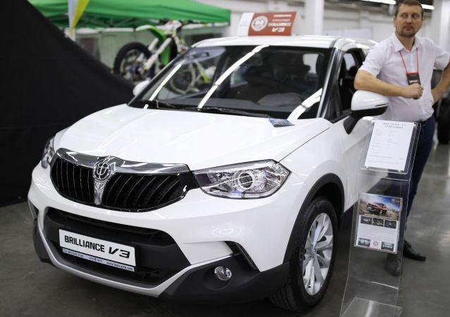 中華V3成為俄羅斯市場上最便宜的中國汽車