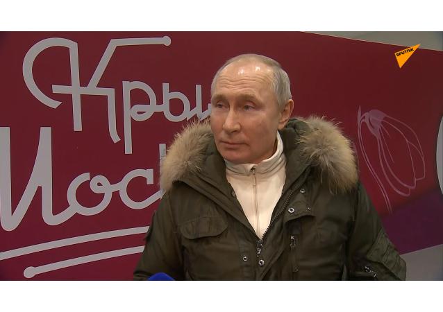 普京建議與拜登舉行「直播形式」的公開對話