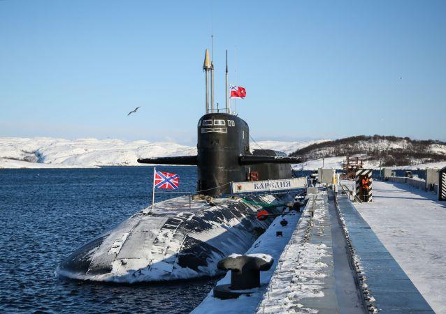 消息人士:俄軍所有多功能核潛艇都將配置「口徑」、「縞瑪瑙」和「鋯石」導彈