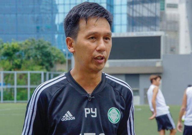 香港足球總會收到針對港超聯球隊愉園主教練涉女裁判言論的正式投訴