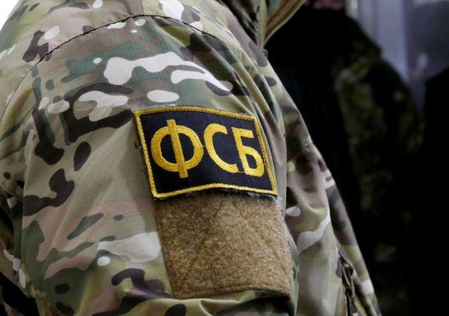 俄聯邦安全局拘留16名烏克蘭激進團體M.K.U.的成員 他們正準備實施爆炸和武裝襲擊