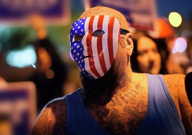 現代美國並不那麼雅觀