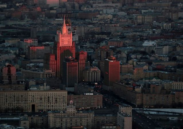 俄外交部:與美國討論太空安全問題的大門依然敞開