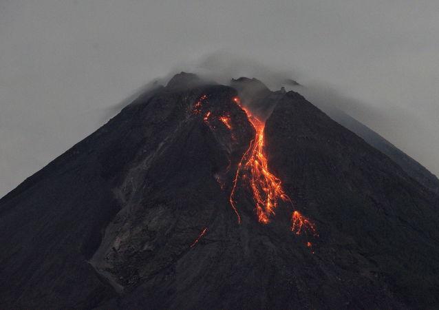 科學家指出超級火山噴發對地球的影響