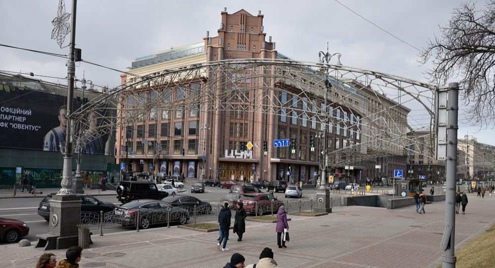 基輔,赫雷夏蒂克街