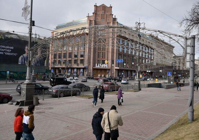 普京與默克爾通電話時提請注意基輔在頓巴斯地區的挑釁行為