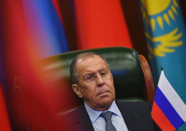 俄外長稱稱英國情報局局長的言論透露出天生的傲慢