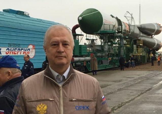 俄羅斯科學院空間委員會、俄羅斯工商會自然資源利用與生態委員會成員瓦連京∙烏瓦羅夫